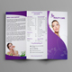 Beauty Care Tri Fold Brochure