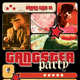 Gangster Music Party Flyer Template