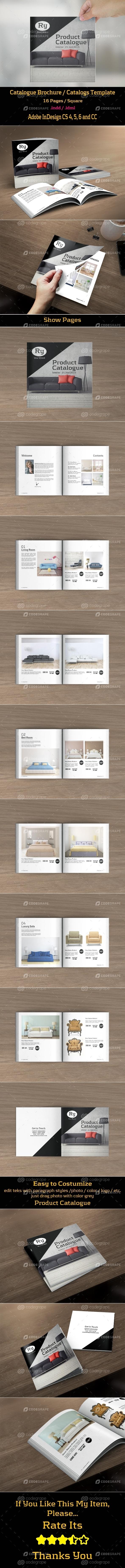 Catalogue Interior Square
