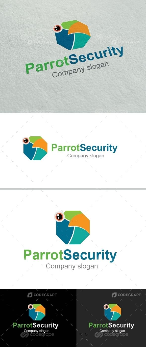 Parrot Security  Logo