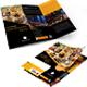 Restaurant Tri Fold Brochure + Flyer Design