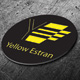 Yellow Estran Logo