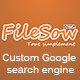 Filesow Search Engine