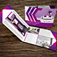 Creative Interior Bi Fold Brochure