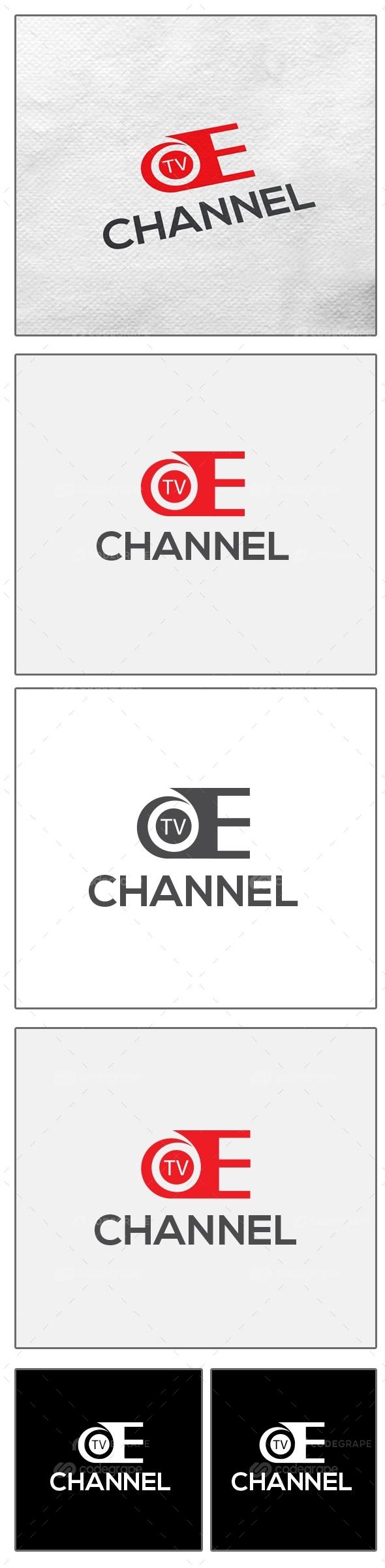 6E Channel Logo