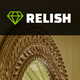 Relish - HTML Website Template
