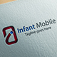 Infant Mobile Logo Template