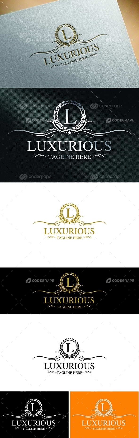 Luxurious Logo Design