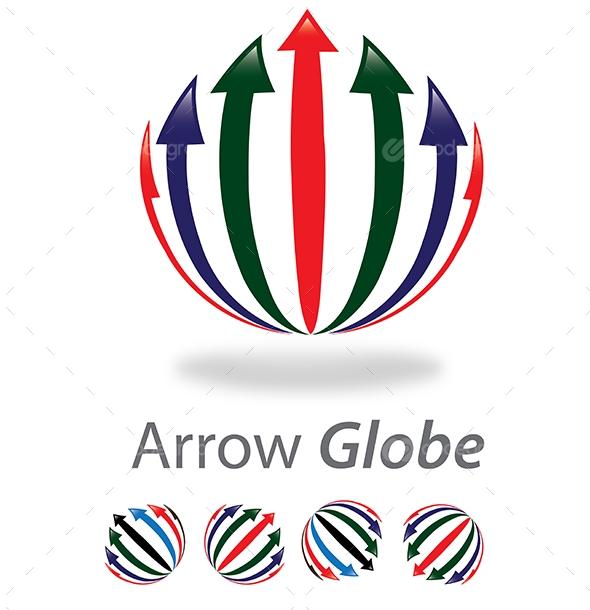 Arrow Globe