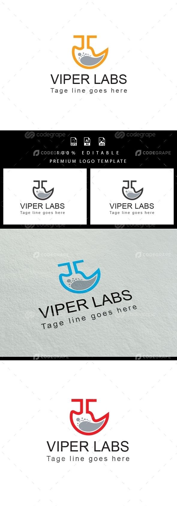 Viper Labs Logo