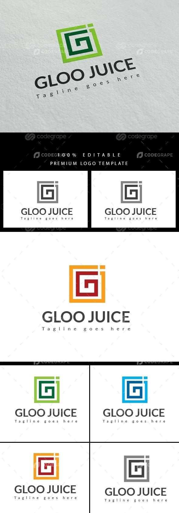 Gloo Juice Logo