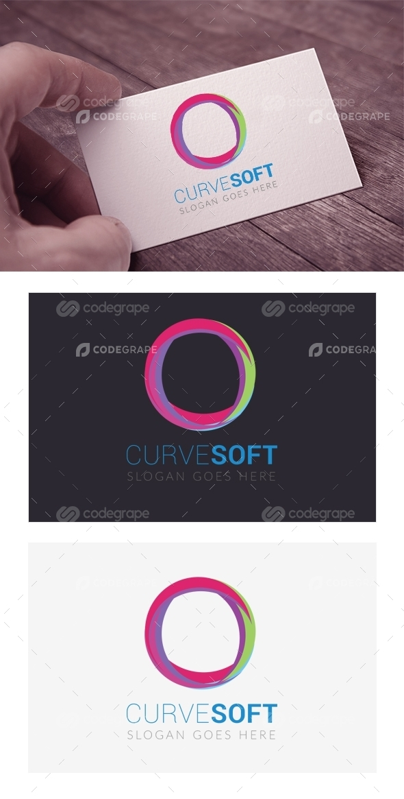 Curve Soft Logo