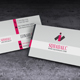 Modern Creative or Corporate Business Card - Squadalac