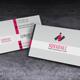 Modern Creative or Corporate Business Card - Squadalac