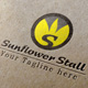 Sunflower Stall Logo