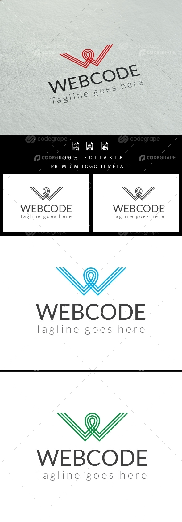 Webcode Logo