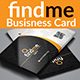 FindMe Business Card