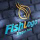 Shrimps and Fish Company Logo