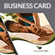 Heavenly Spa Business card