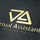Virtual Assistant Logo
