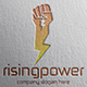 Rising Power Logo