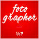Fotographer Minimalist Photography Portfolio WordPress Theme