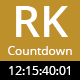 RK Countdown