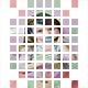 Color Grid Photo Template