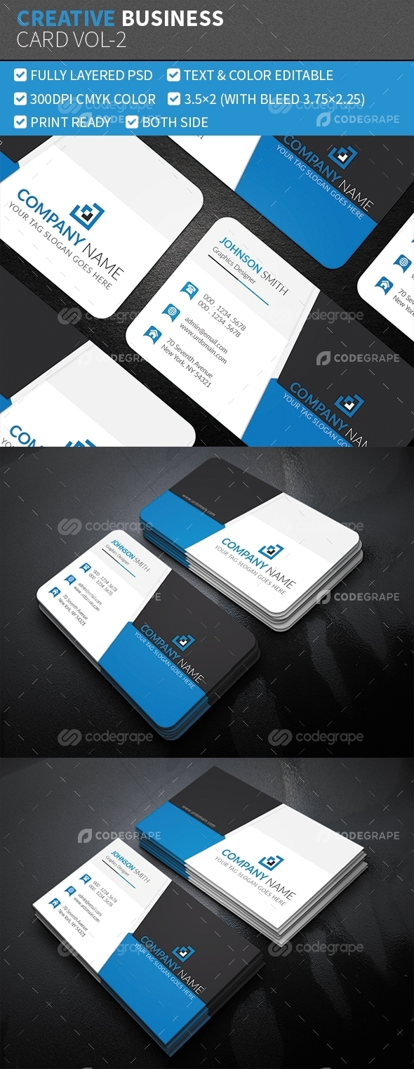 Creative Business Card Vol-2