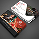 Eat & Gossip Business Card