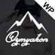 Oymyakon - A Personal WordPress Blog Theme 1 full