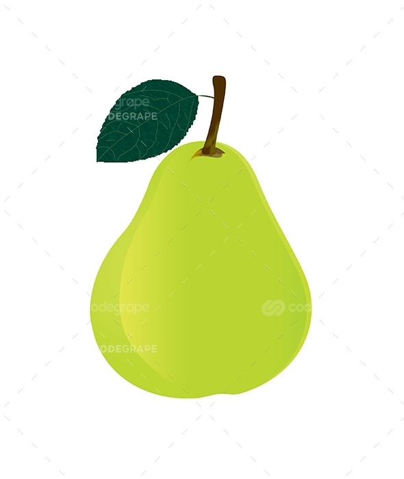 Vector Pear