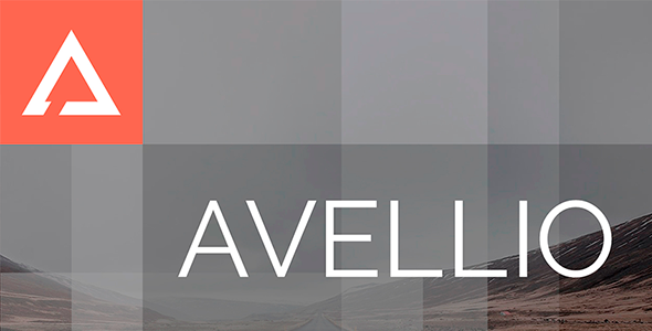 Avellio - Bootstrap Theme