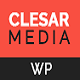 ClesarMedia - A Modern WordPress Theme