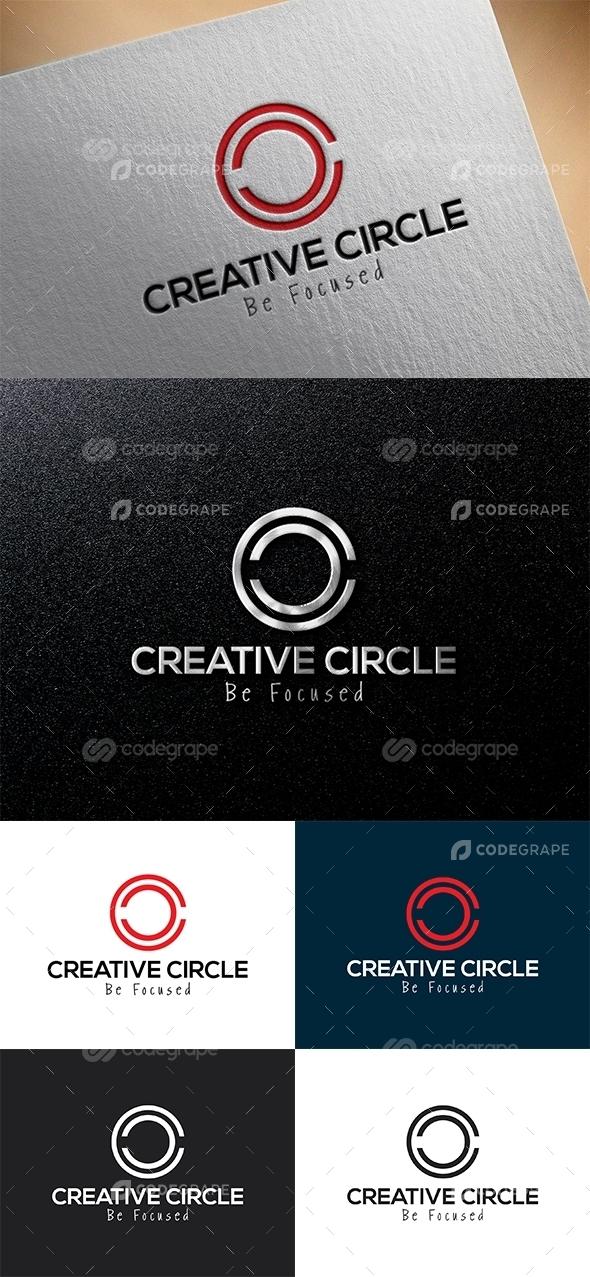 Creative Circle Logo Template