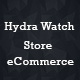 Hydra Watch eCommerce PSD Templates
