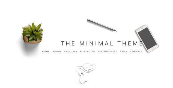 MinimAll - Responsive Multipurpose Template