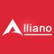 Alliano, Material, Design, One Page, Parallax, Multipurpose,  Template