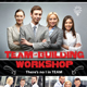 Team Building Flyer Template