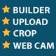Responsive Form Builder AND HTML5 File Uploader