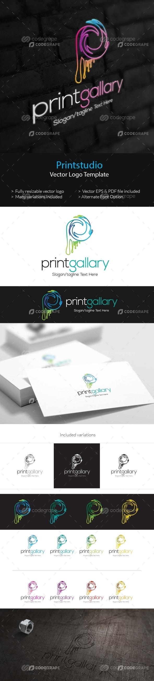 Print Gallary Logo