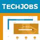 Techjobs PSD Template