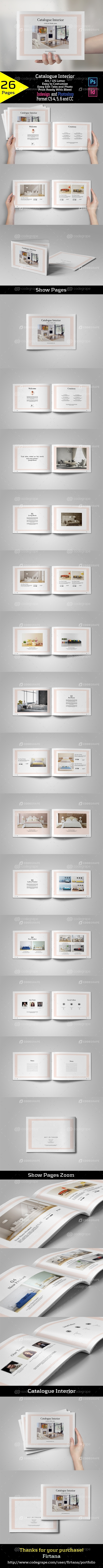 Catalogue Interior