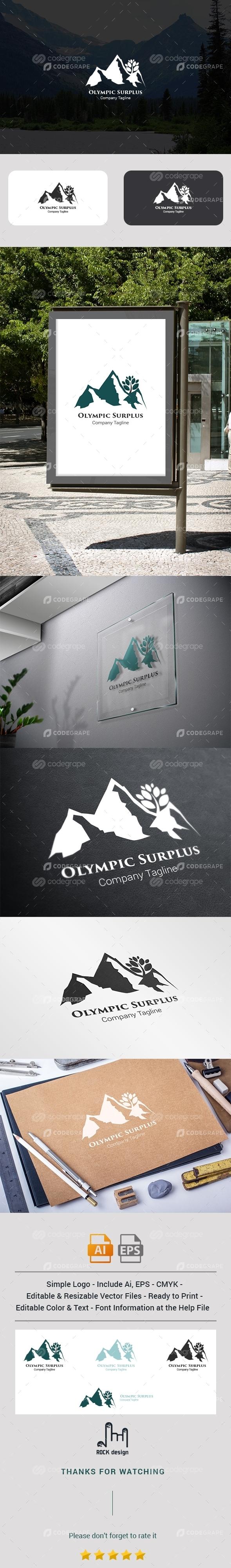 Olympic Surplus Logo