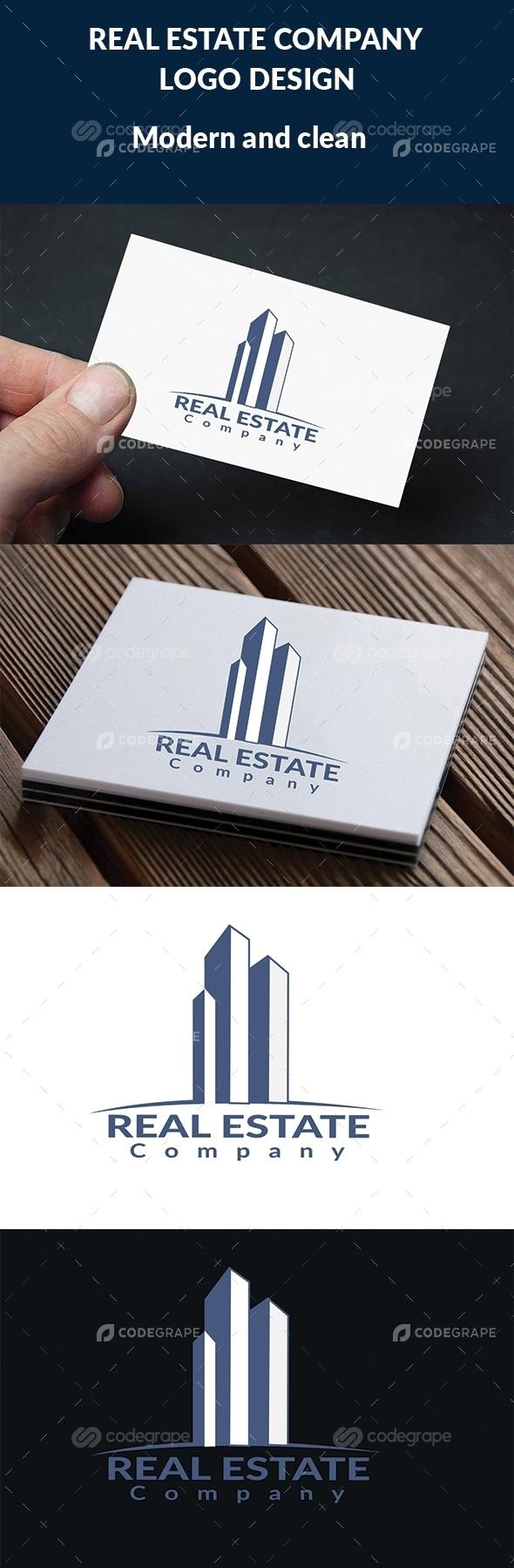 Real Estate Company Logo