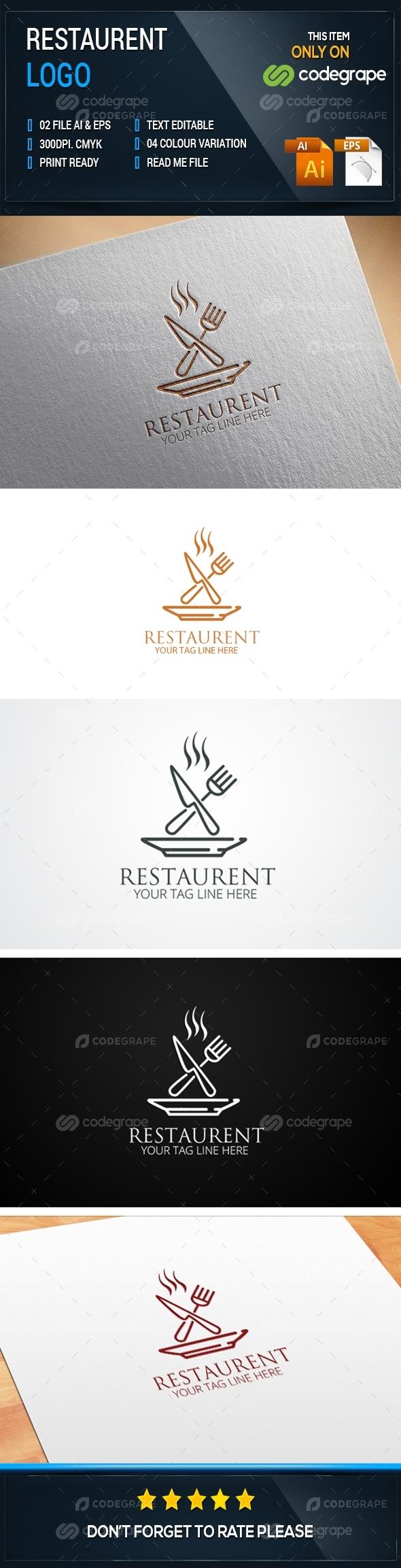 Restaurent Logo