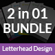 Letterhead Bundle 2 in 1