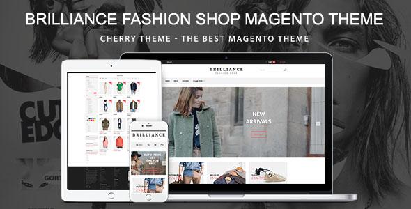 Brilliance Fashion Shop Magento Responsive Theme