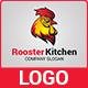 Rooster Kitchen Logo