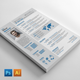 Info Graphic Resume/Cv